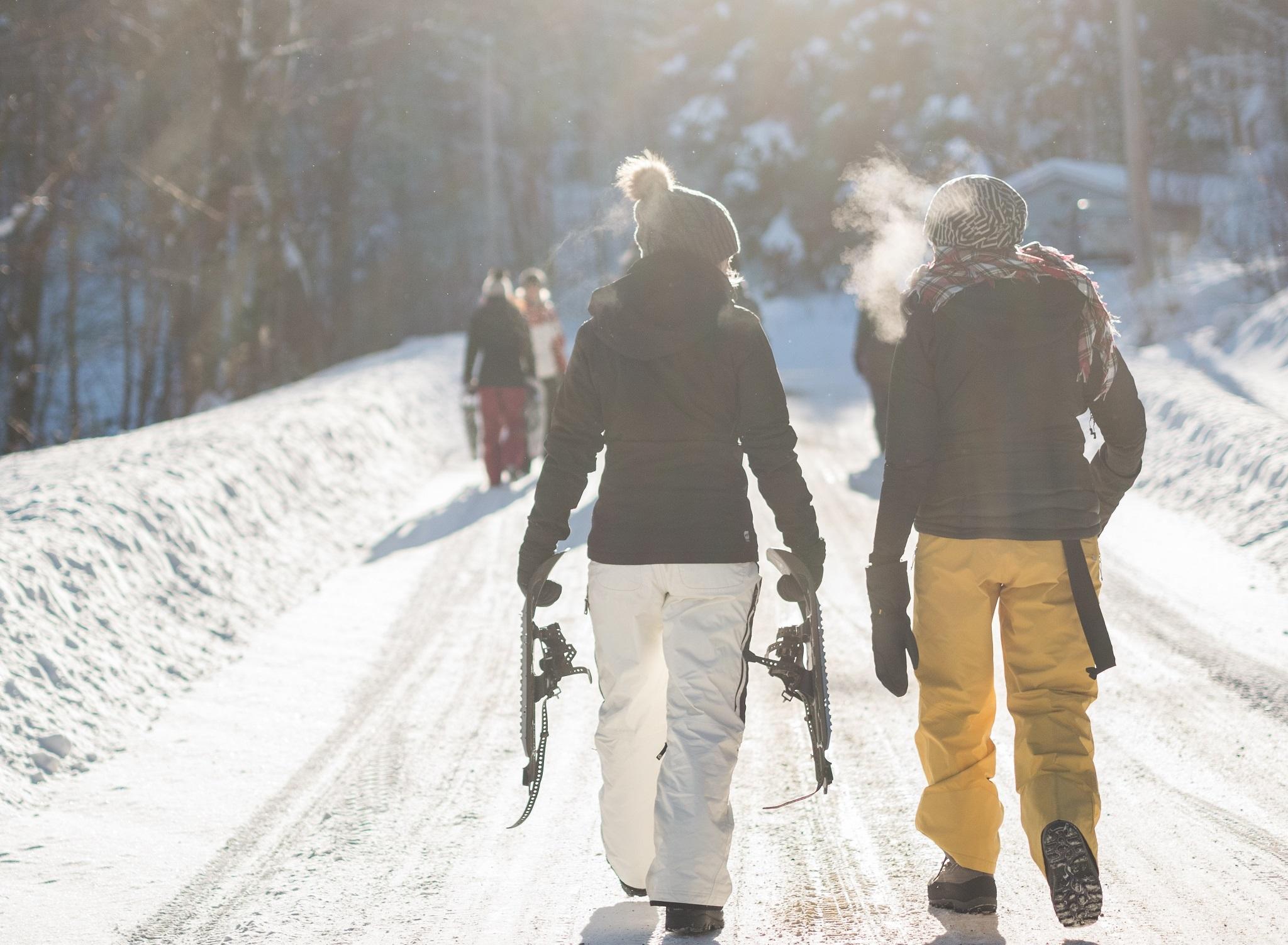 Svenska folkets fem-i-topp på skidsemestern