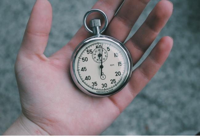 Tiden som bristvara