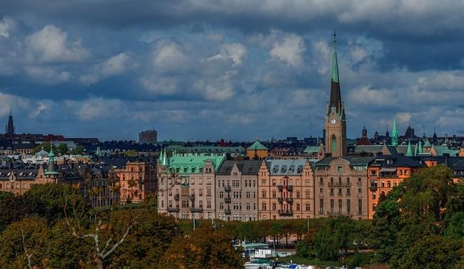 Sänkt hastighet på Stockholms bostadsrättsmarknad