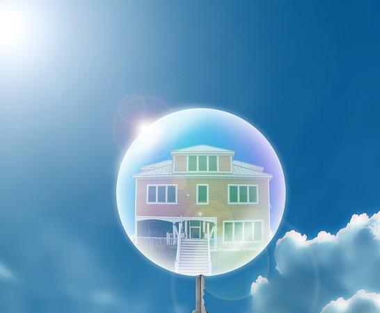 Dämpade prisökningar på bostadsmarknaden under april