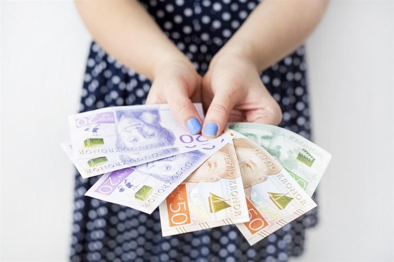Dagens siffra över inflationen talar för att Riksbanken sitter still i båten