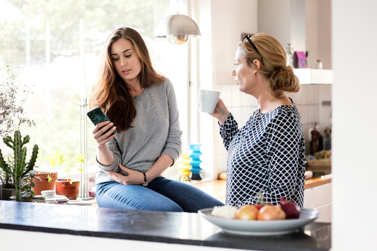 Om varför det kan vara bra att betala hemma