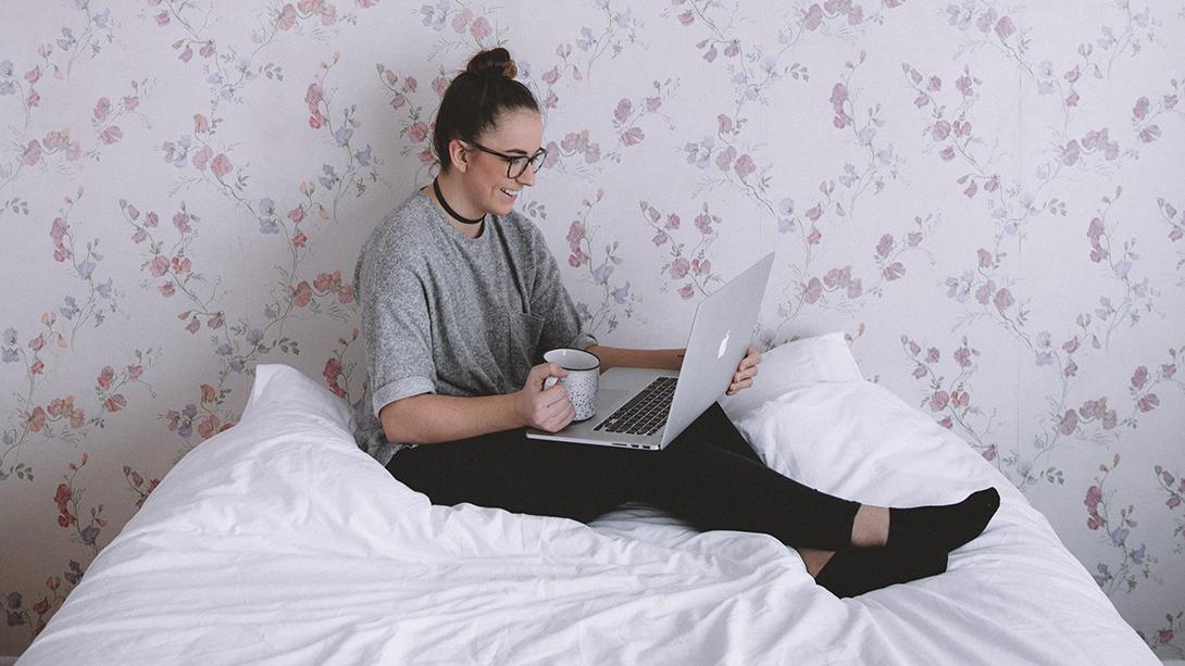 Det går visst att ta ekonomiska beslut i pyjamas