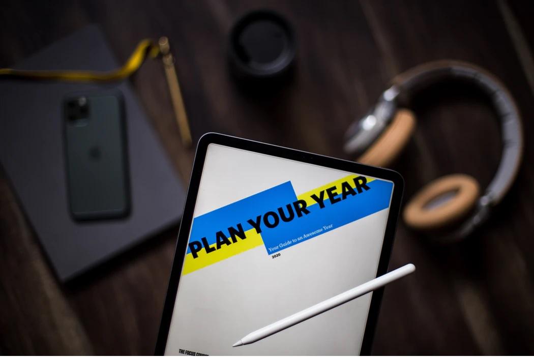 Nytt år och nya ekonomiska vanor