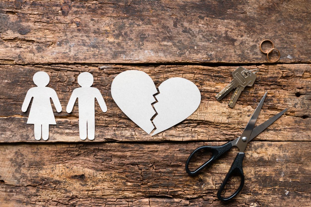 358 fler skilsmässor under 2020 jämfört med 2019