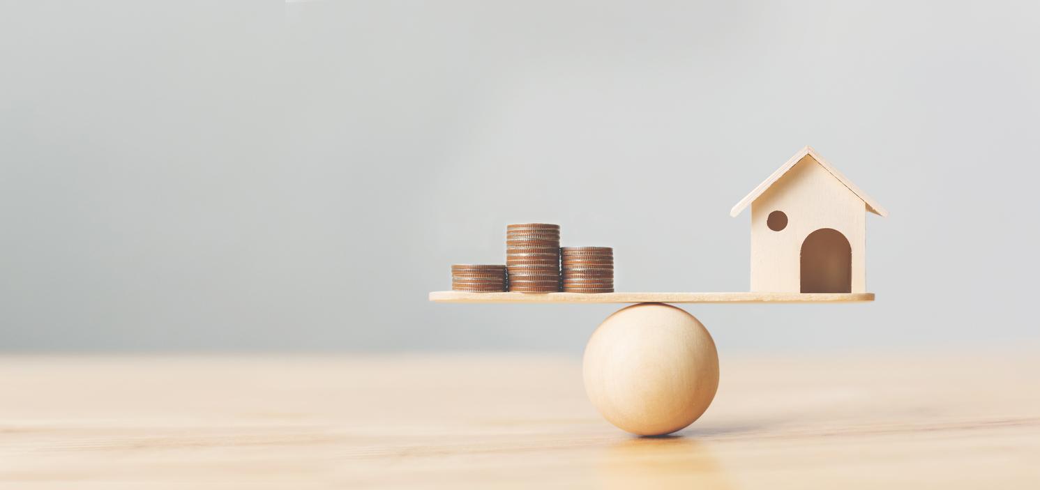 Hur ska man tänka när det är oroligt på bostadsmarknaden?