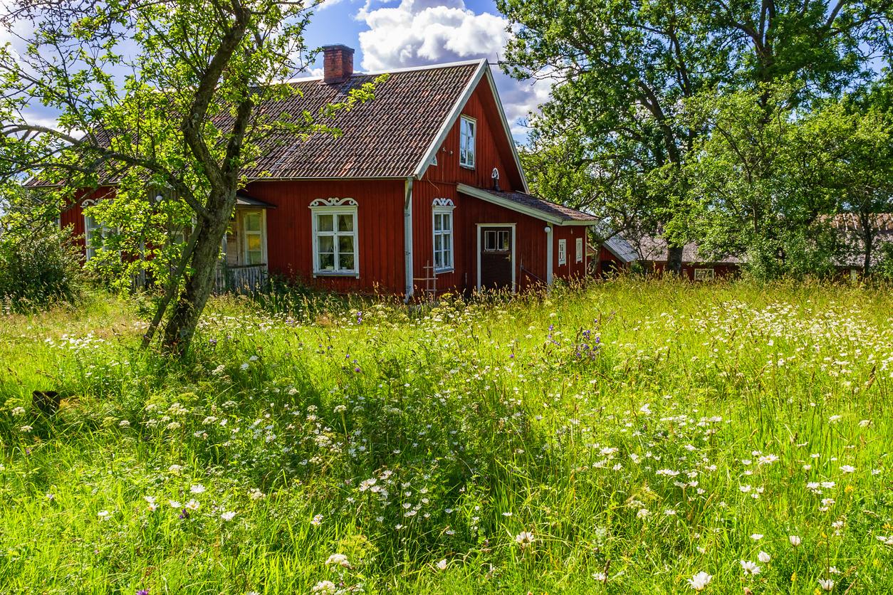 Här kan du fynda din nya drömstuga 2 timmar från Stockholm